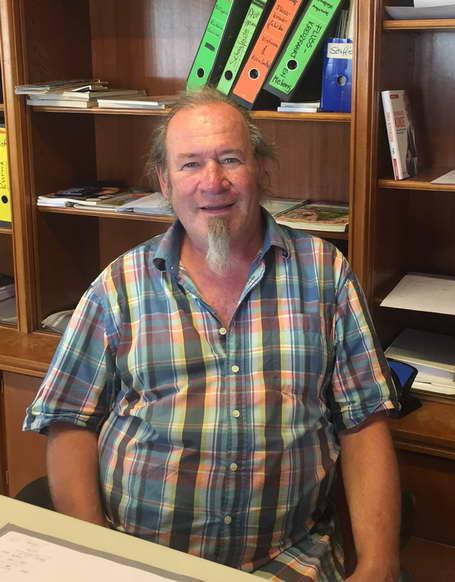 Heribert Gerlach unser Reiseexperte