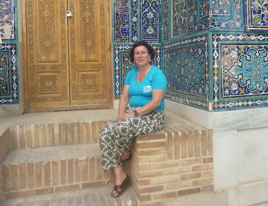 Usbekistan Expertin
