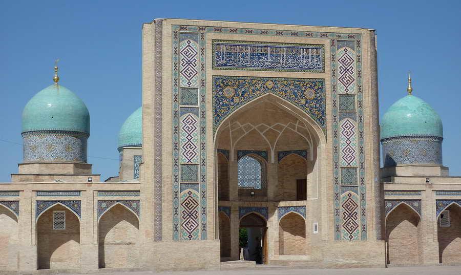 Khast Imam Complex in Taschkent Usbekistan