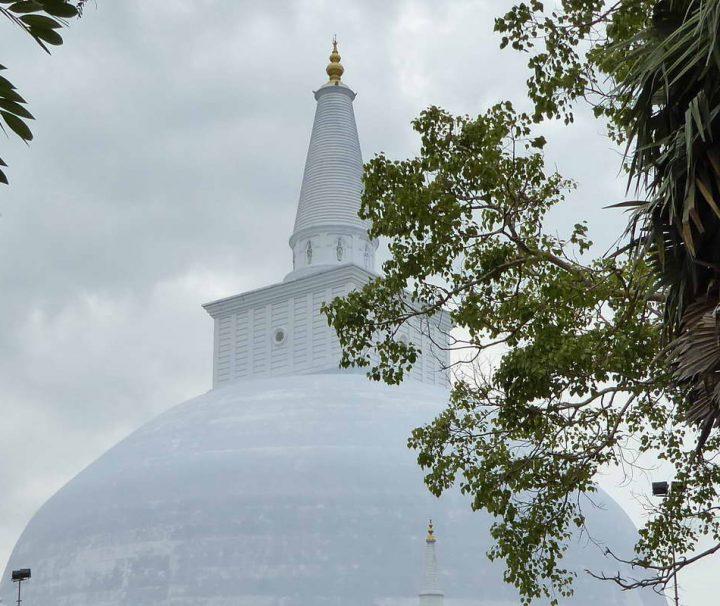 Die alte Königsstadt Anuradhapura