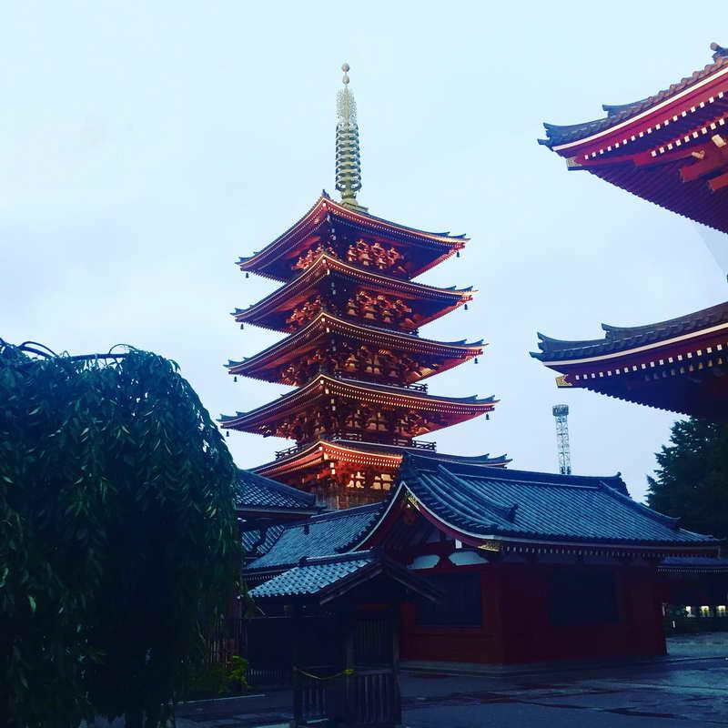 Japan Reisetipps: Asakusa in Tokyo