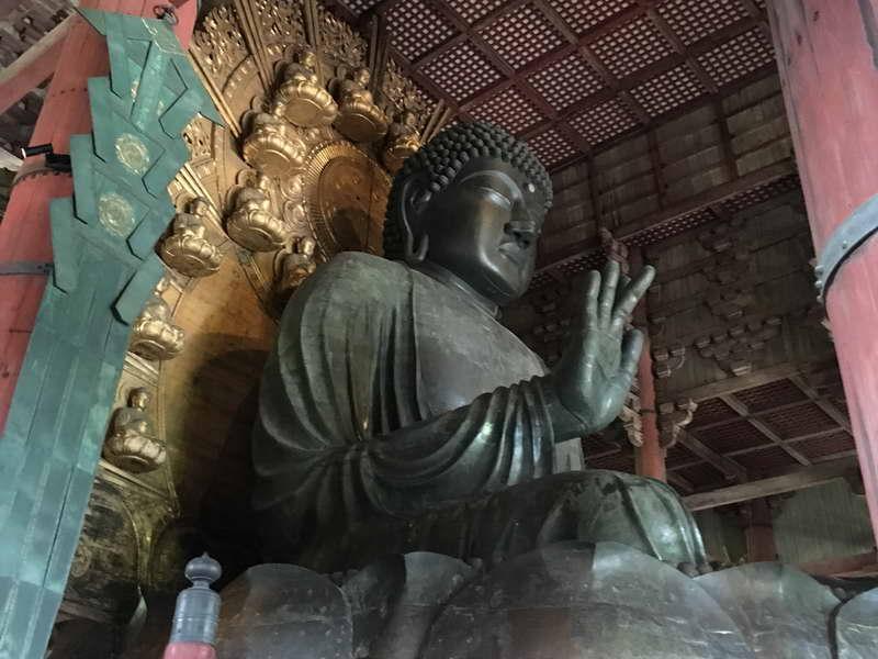 Japan Reisetipp: großer Buddha von Nara