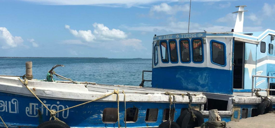 Norden Sri Lanka, Insel Nagadipa