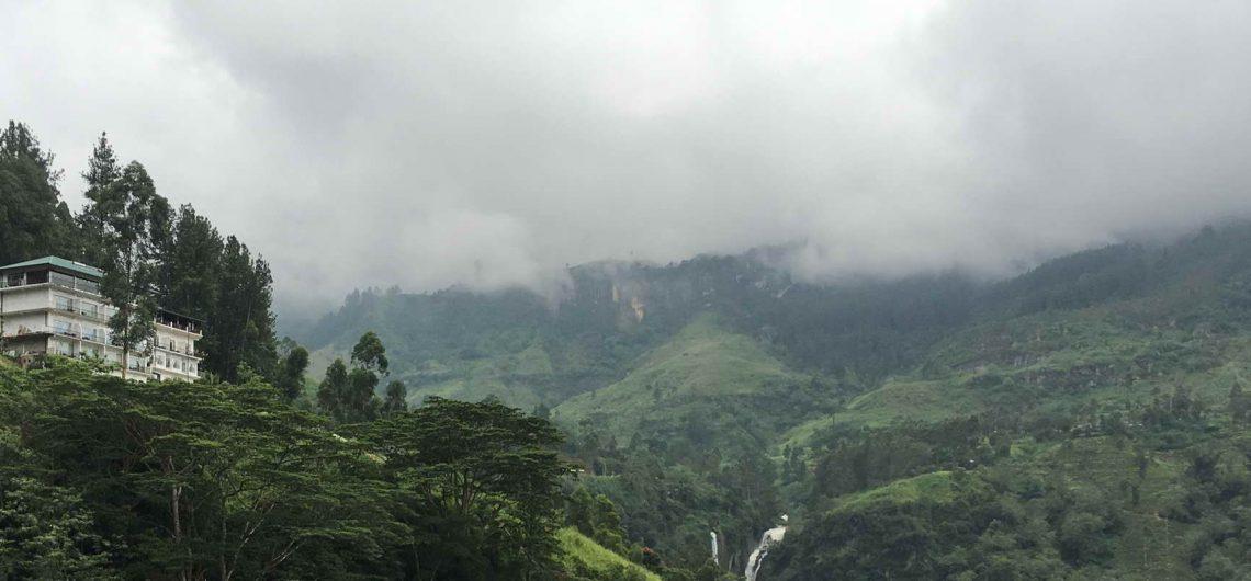 Unterwegs von Kandy nach Nuwara Eliya