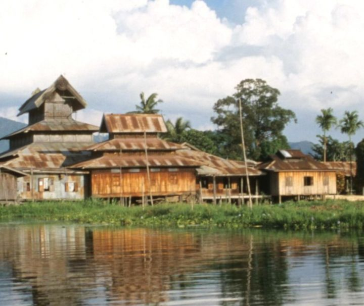 Inle See Siedlung