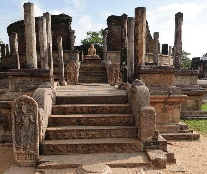 Die alte Königsstadt zählte zu den Highlights unseres Urlaub auf Sri Lanka