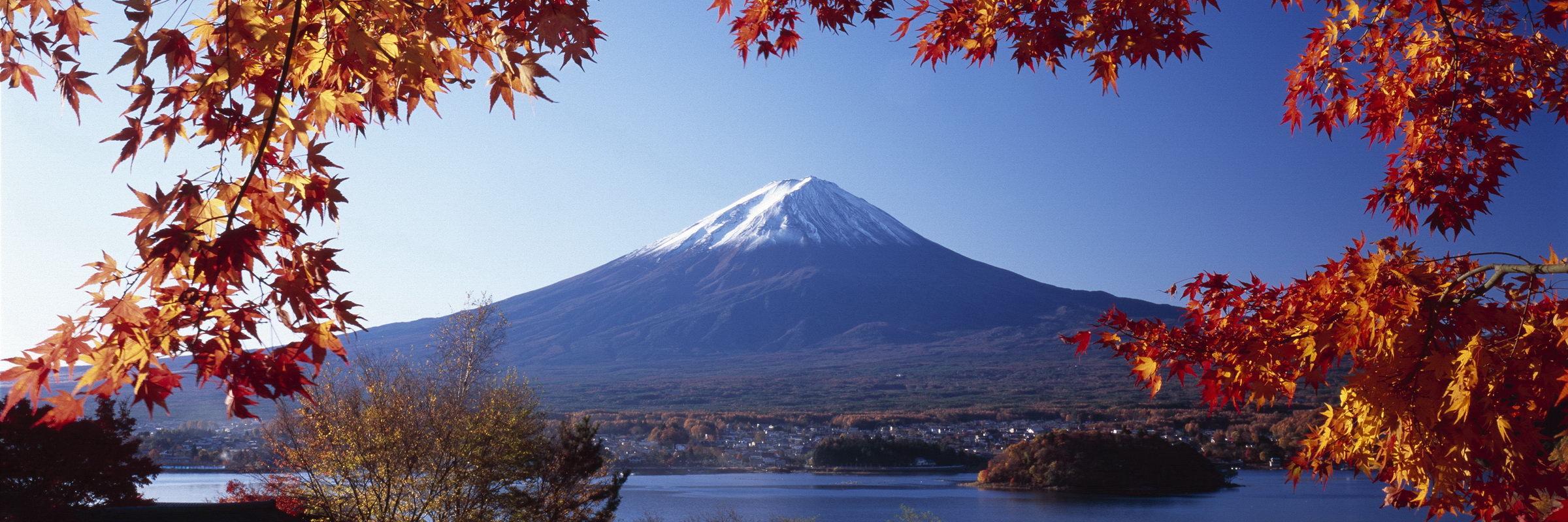 Die Herbstlaubfaerbung ist ein farbenfrohes Naturschauspiel und immer eine Reise wert.