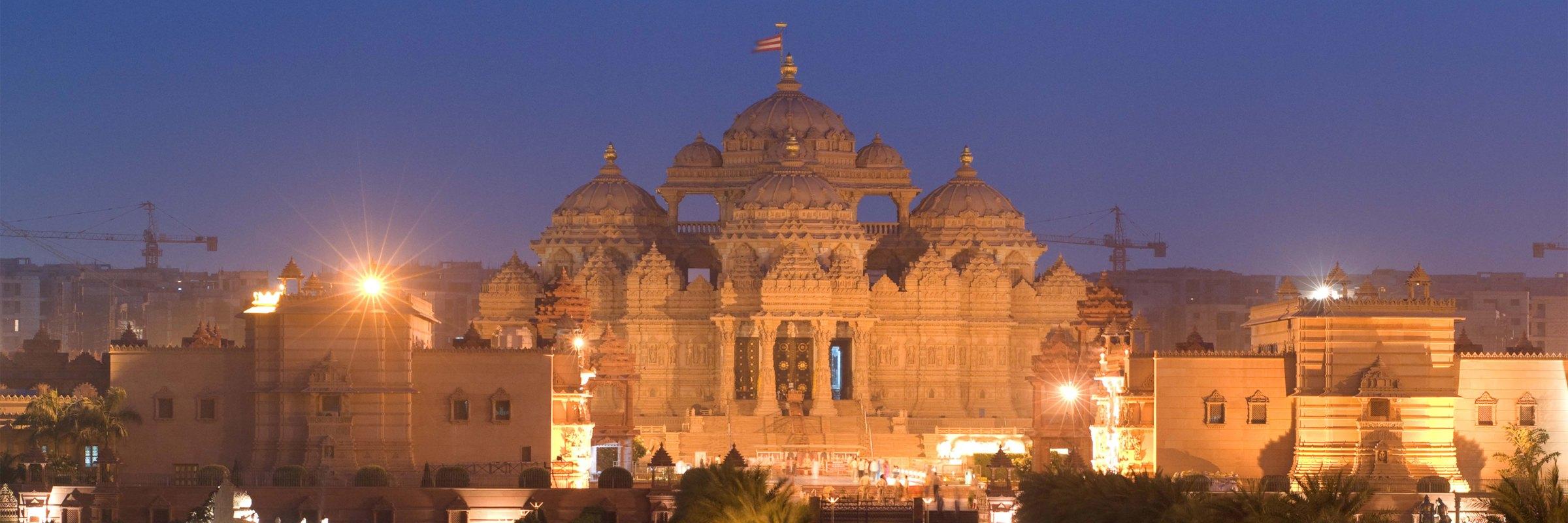 Beste Reisezeit Nordindien