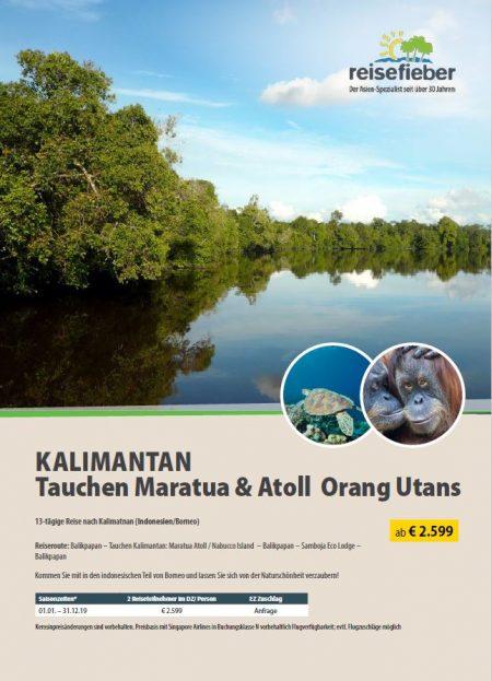 Entdecken Sie unsere Indonesien Reisen auf unserem Flyer