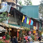 Schienen Cafe in Hanoi