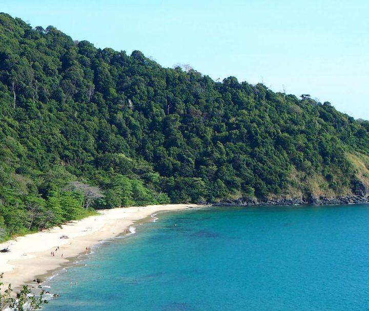 Im Südwesten Thailands gelegen teilt sich die Doppelinsel Koh Lanta in die Inseln Lanta Yai und Lanta Noi.