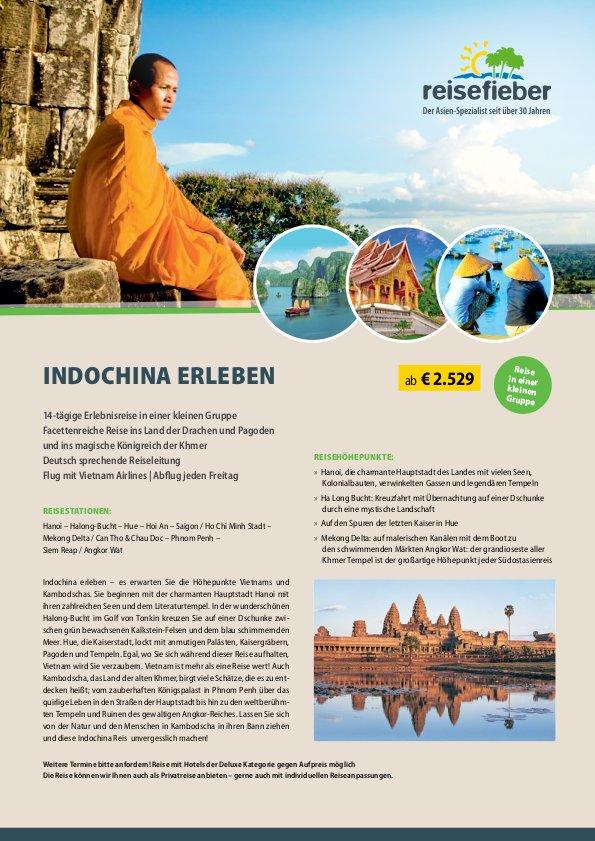 Indochina erleben 2019/2020