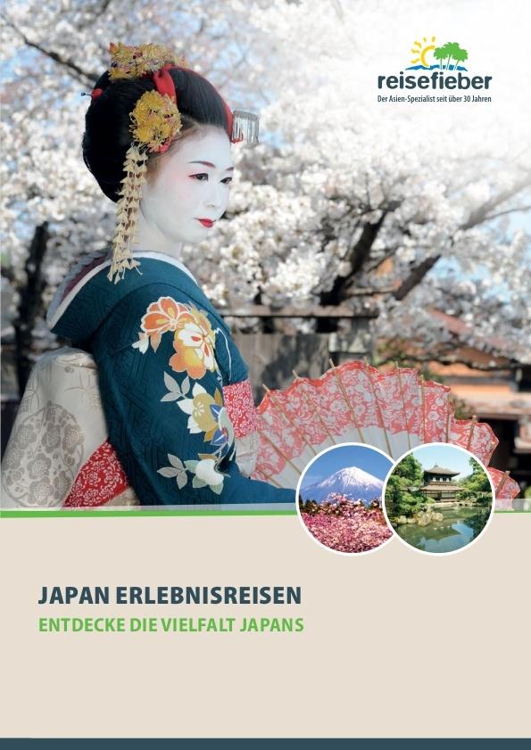 Japan Erlebnisreisen 2020