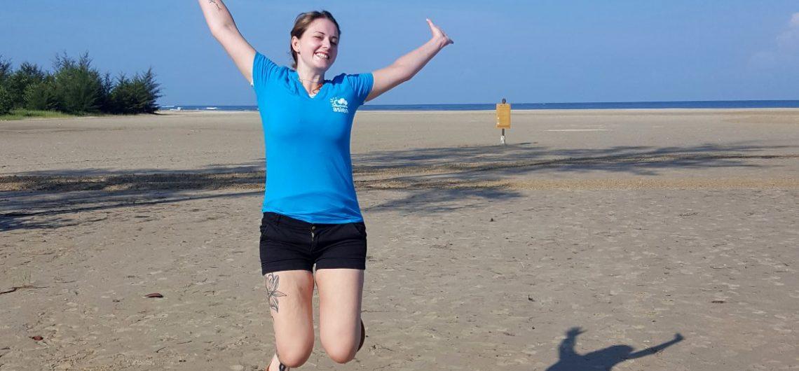 Reiseexpertin Rebecca Hof