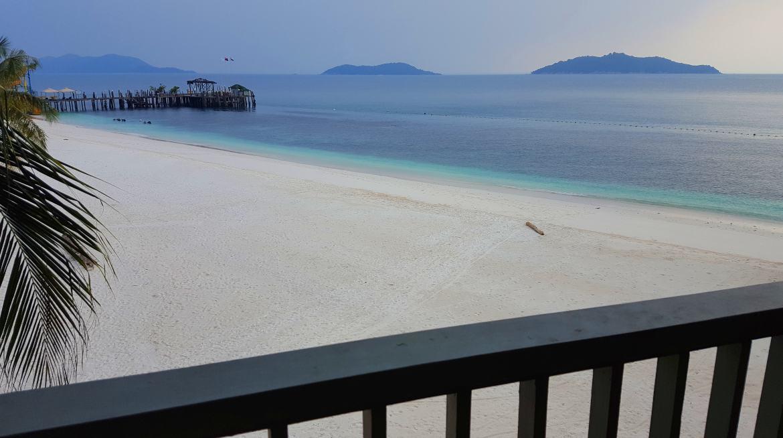 Rawa Island liegt im Osten von Malaysia und ist über Mersing per Bootstransfer zu erreichen.