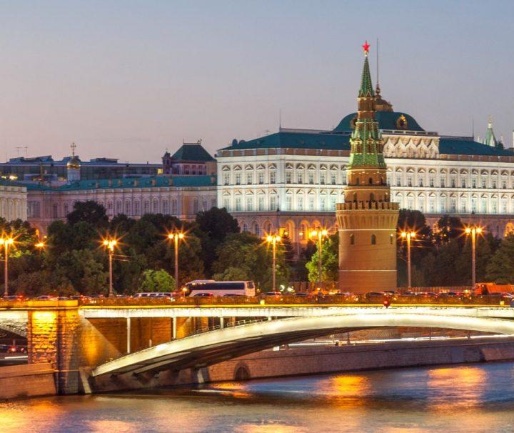 Moskau auf einer Zarengold Sonderzug Reise erleben