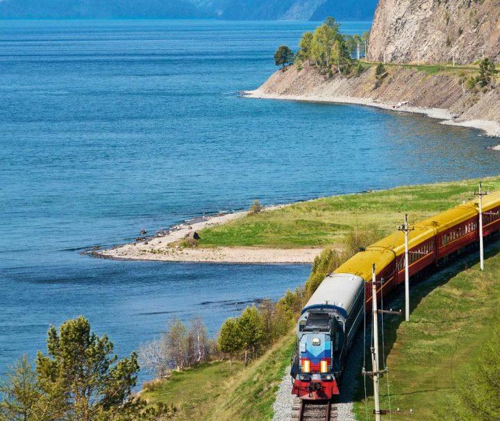 Zarengold Baikalsee: Die Transsibirische Eisenbahn ist einer der faszinierendsten und sichersten Verkehrswege der Erde, und wurde mit dem Sonderzug noch spannender, bequemer und unterhaltsamer.