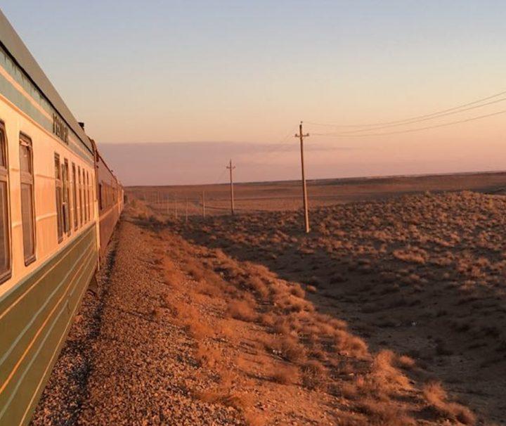 Zugreise Registan – Der Orient Silk Road Express auf Reise