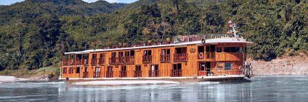 Die Mekong Pearl bietet 15 Kabinen auf zwei Decks, alle befinden sich in Außenlage, sind klimatisiert und mit privater Dusche und Toilette ausgestattet.